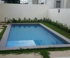 For Rent House and lot with swimming pool in Friendship - 70K - 9