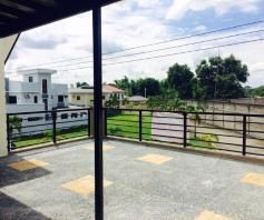 House and lot for rent near sm clark - 45K - 4