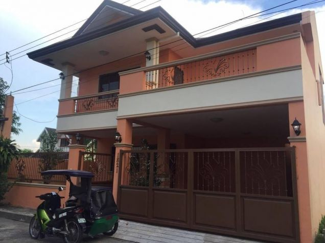 Four Bedroom House and Lot For Rent near Marquee Mall - 0