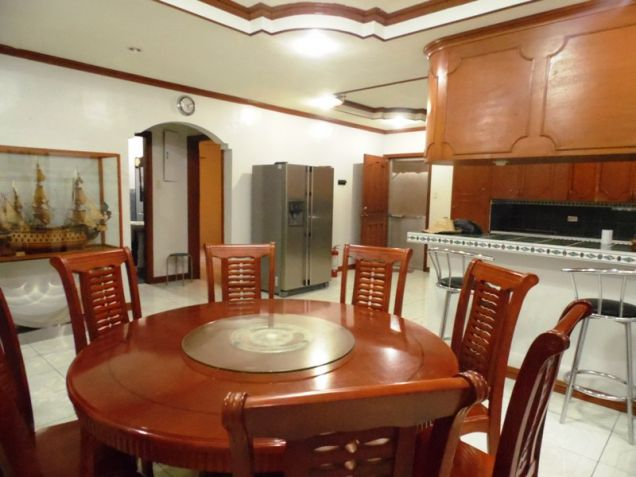 6 Bedroom W/ Pool Semi-Furnished House & Lot For RENT In Angeles City Near To Clark Free Port Zone - 5