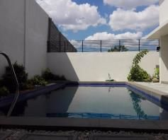 Brand New House With Pool For Rent In Angeles City - 9
