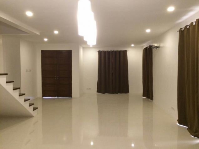 Semi furnished with 3BR house for rent in Telabastagan San Fernando Pampanga - 60K - 1