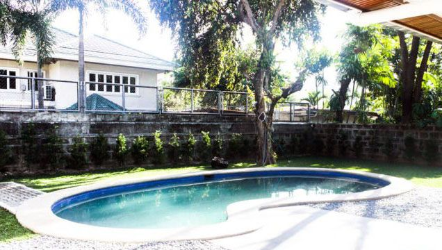 4 Bedroom Stylish House and Lot for Rent/Lease at Urdaneta Village, Makati City(All Direct Listings) - 8