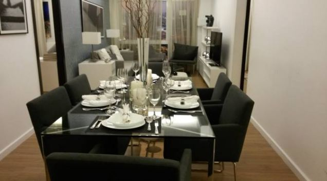 studio unit, own it now condo for sale in kasara pasig - 2