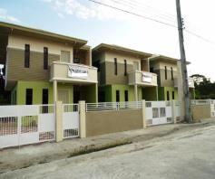 For Rent Brandnew House and Lot in Friendship - P20K - 9