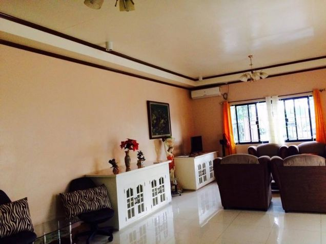 3 Bedroom Furnished Bungalow House and lot for Rent in a High End Subdivision - 1