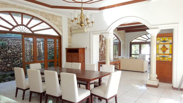 5 Bedroom House with Swimming Pool for Rent in Maria Luisa Cebu City - 5