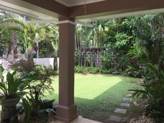 Dasmarinas Village, Makati City House For Rent - 2