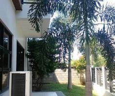 2-Storey Semi-Furnished House & Lot For RENT In Hensonville Angeles City - 1
