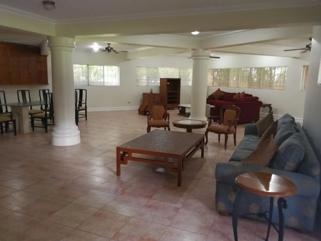 For Rent Renovated 5 Bedroom House and Lot Urdaneta Village Makati City - 5