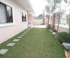 Spacious Bungalow House for rent in an exclusive Subdivision in Friendship - 50K - 2