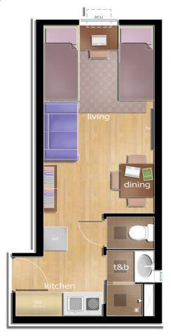 Studio Zen, Filinvest Land Inc - 1