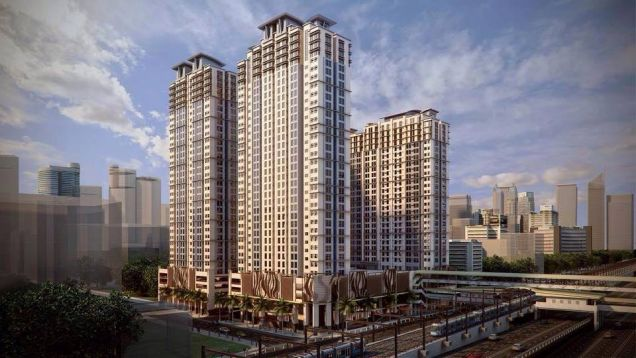 2 Bedrooms Ready For Occupancy Condo in Makati near Ayala at San Lorenzo Place - 2