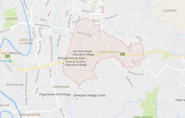 Antipolo City Lots for Sale MyPropertyph