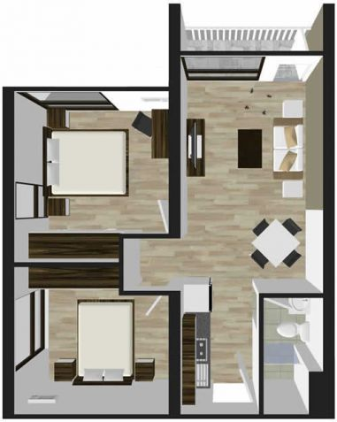 Vinia Residences and Versaflats, Filinvest Land Inc - 3