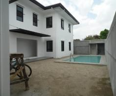 For Rent House With Pool In Angeles City Pampanga - 3