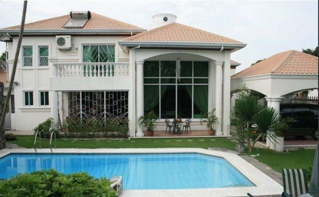 Fully Furnished Elegant House with pool for rent @ 150k - 5