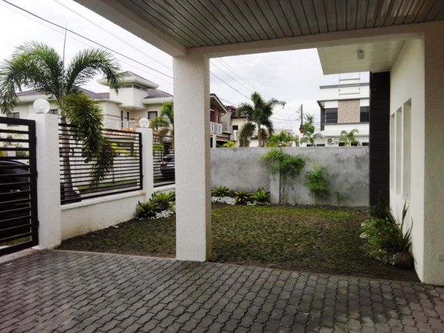 2 Storey 4 Bedroom Brandnew Modern House & Lot For RENT In Hensonvile Angeles City - 4
