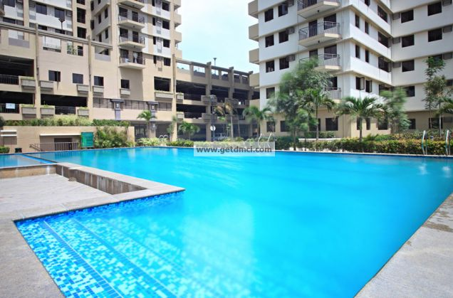 Cypress Towers-2 Bedroom Condo Unit in in Taguig City - 4