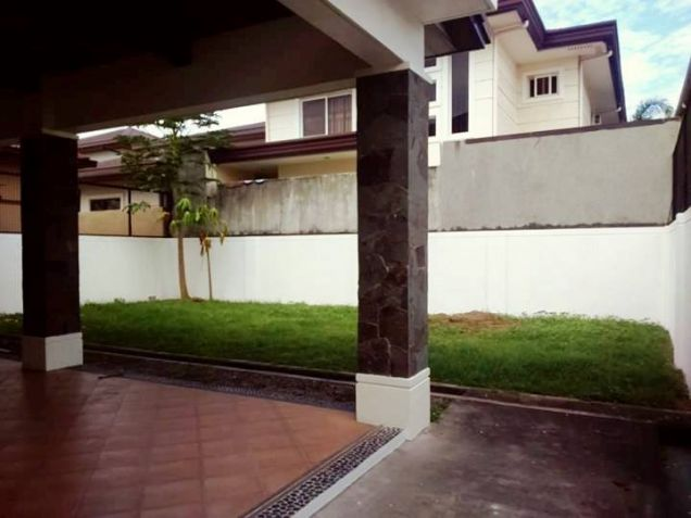 2-Storey House & Lot For Rent In Friendship Angeles Pampanga near Clark - 1
