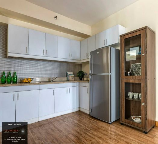 Rent to own 3 Bedroom Condo in Sta. Mesa Manila Ready For Occupancy Affordable illumina Garden - 0