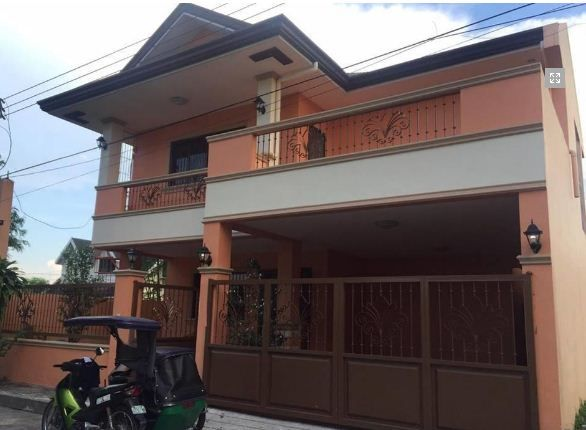 2 Storey House for rent near Marquee Mall - 36K - 4