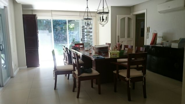 Bel Air Makati House For Rent - 2