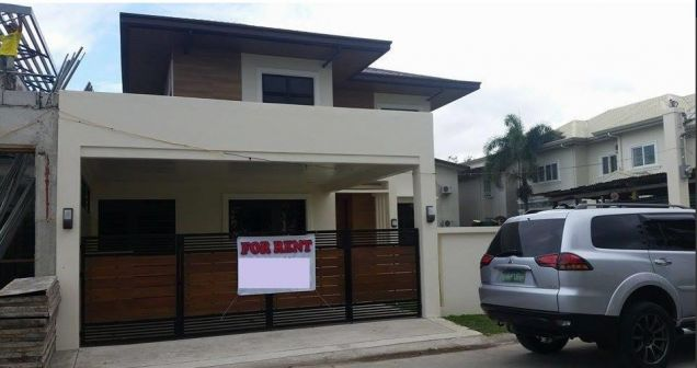 Modern House with swimming pool in Friendship for rent - 70K - 5
