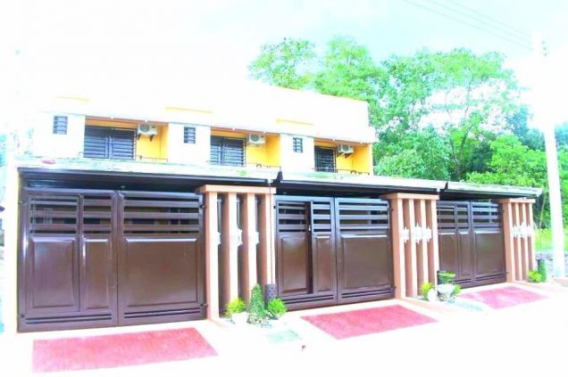 Affordable Furnished Townhouse For Rent In Angeles City - 0