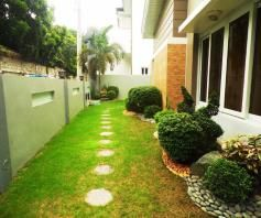 Furnished House & Lot with pool for RENT in Hensonville Angeles City - 1