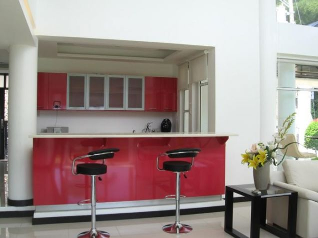 5 Bedrooms Furnished House with Swimming PoolFor Rent in Maria Luisa, Banilad, Cebu City - 1