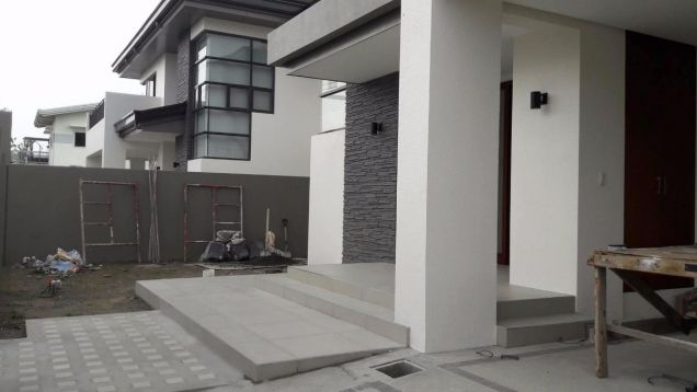 Brand New House And Lot For Rent In Amsic With Swimming Pool - 3