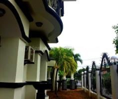 5 Bedroom Corner House In Angeles City For Rent - 8