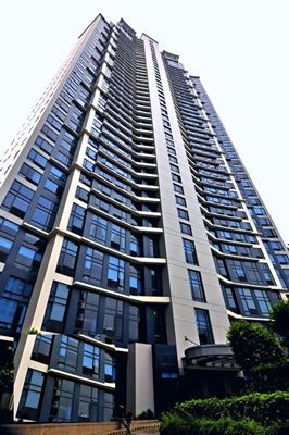 Personal Parking Slot near the elevator for rent at Bellagio Tower 2 Condo Basement 3 - 3