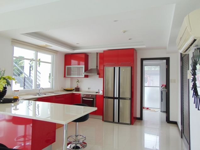5 Bedrooms Furnished House with Swimming PoolFor Rent in Maria Luisa, Banilad, Cebu City - 9