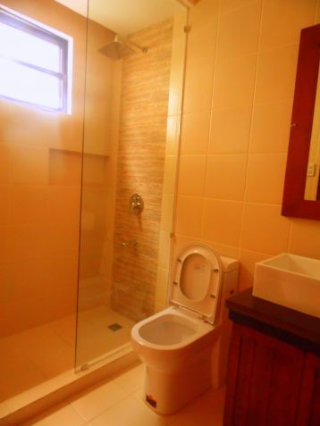 2 Storey Furnished House for rent in Hensonville - 70K - 1