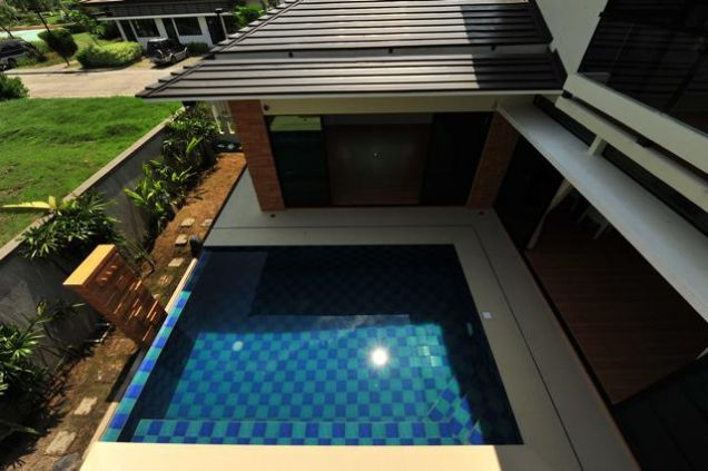 Ayala Sonera Village House For Rent - 1