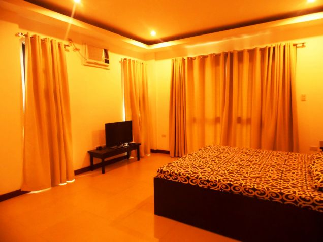 5 Bedroom Furnished House & Lot For Rent In Hensonville,Angeles City .. - 5