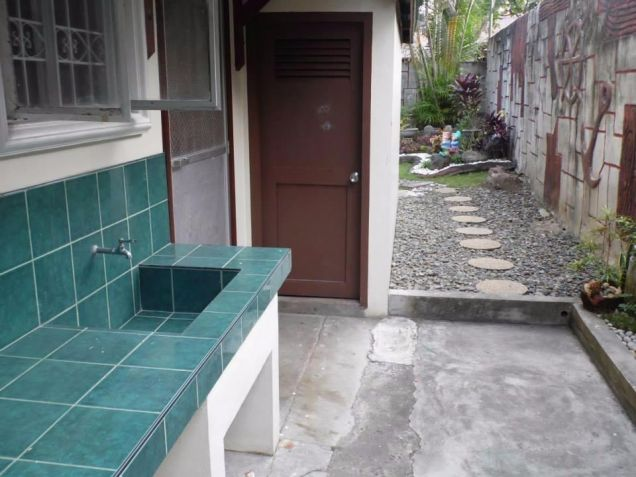 For Rent Furnished Bungalow House In Angeles City - 6