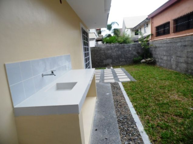 Two-Storey House and Lot for Rent in Telebastagan, San Fernando Pampanga - 8