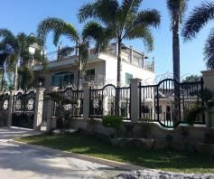 8 Bedroom Unfurnished Nice House for Rent in Angeles City, Pampanga – 150K - 0