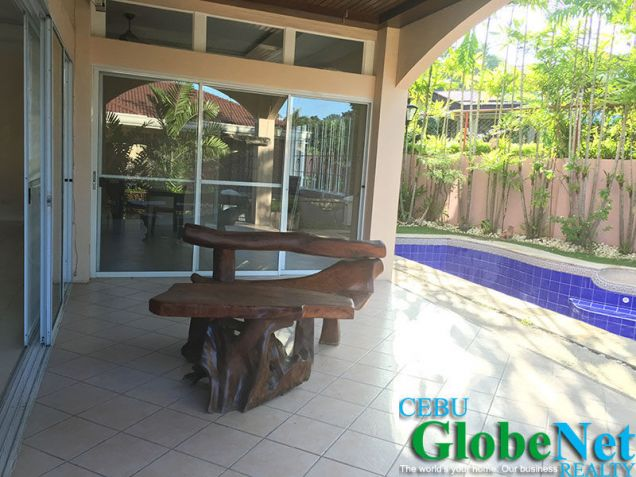 3 Bedroom Furnished House for Rent in North Town Homes Subdivision, Mandaue - 0