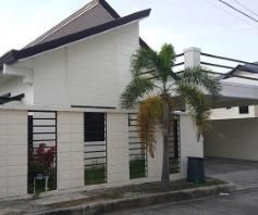 3 bedrooms for rent near SM CLARK ---- P 35K - 6