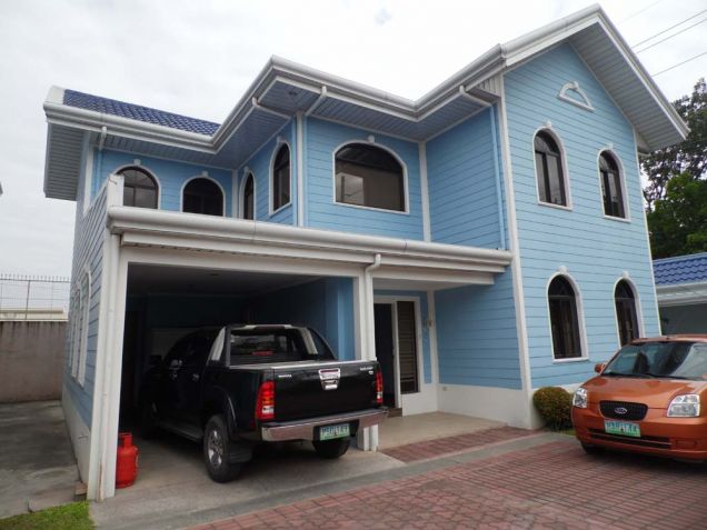 Furnished 3 Bedroom House for Rent in Angeles City - 0