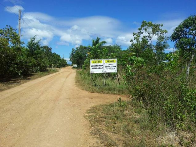 Commercial lot for sale near the future Panglao International Airport - 0