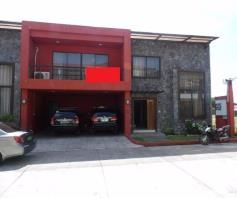 For Rent 3 Bedroom Townhouse In Friendship Angeles City - 0