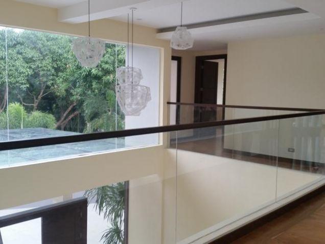 Modern Mediterranean Ayala Alabang House For Rent - 9