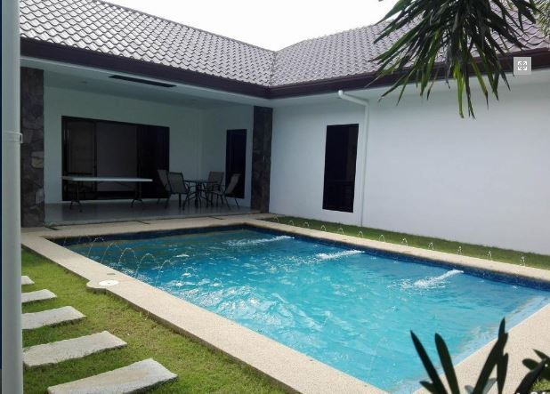 with Swimming Pool Furnished House & Lot For Rent In Hensonville, Angeles City - 8