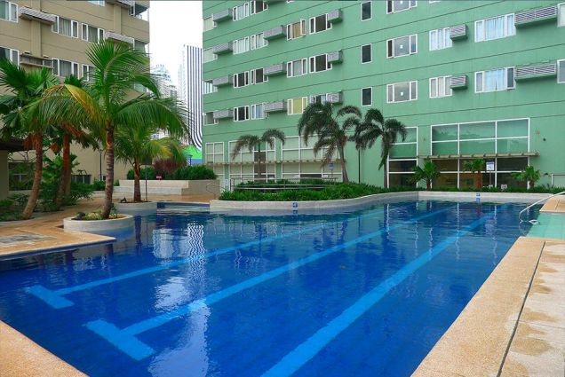 Ridgewood towers 2 bedroom fully furnished resale C5 taguig - evelyn - 2