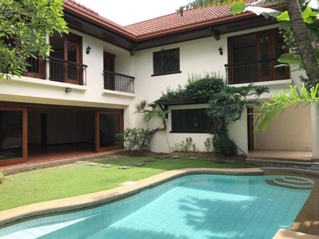 Ayala Alabang house for rent - 0
